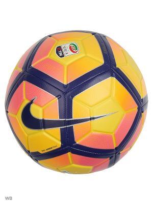 Мячи NIKE STRIKE-SERIE A. Цвет: оранжевый, желтый