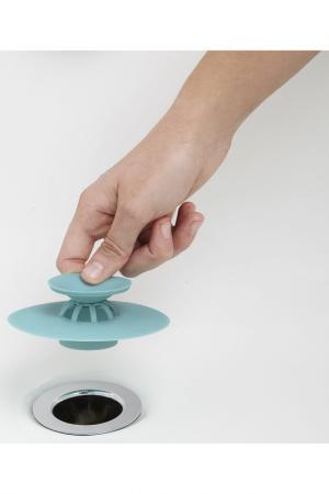 Фильтр для слива FLEX UMBRA. Цвет: голубой