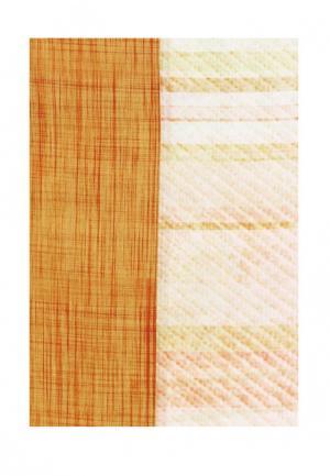 Комплект тюлей 2 шт. ТомДом. Цвет: бежевый