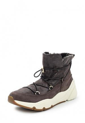Ботинки Fashletics by Tamaris. Цвет: коричневый