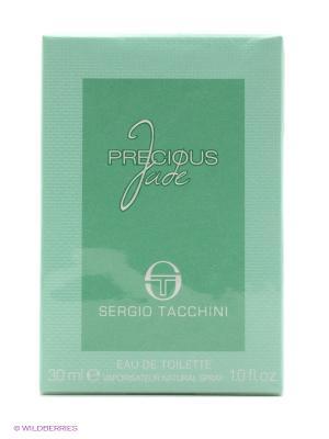 Туалетная вода Sergio Tacchini Precious Jade EDT 30 ML SPRAY. Цвет: прозрачный