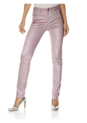 Моделирующие брюки Ashley Brooke. Цвет: розовый