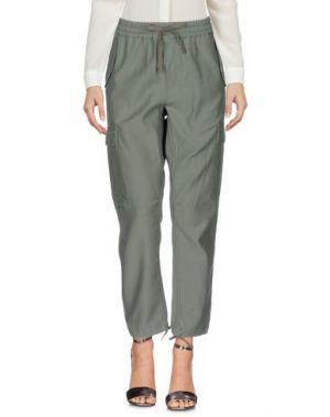 Повседневные брюки CARHARTT. Цвет: зеленый-милитари