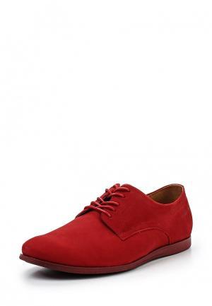 Туфли Wojas. Цвет: красный