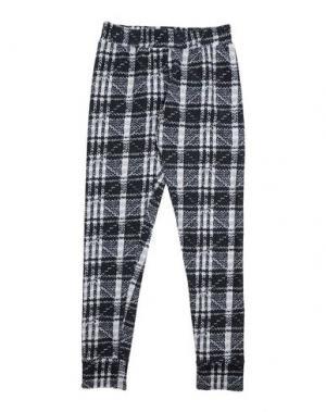 Повседневные брюки T-LOVE. Цвет: черный