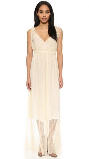 Платье Zeev Gat Rimon. Цвет: белый
