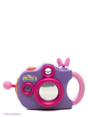 Фотоаппарат Minnie со светом и звуком IMC toys. Цвет: сиреневый