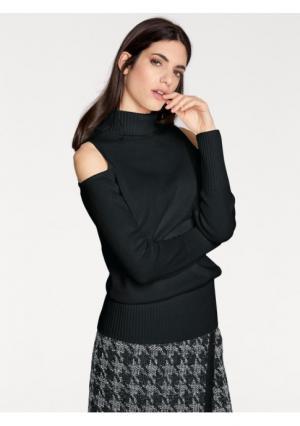 Пуловер RICK CARDONA by Heine. Цвет: черный