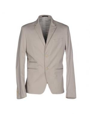 Пиджак GUYA G.. Цвет: светло-серый