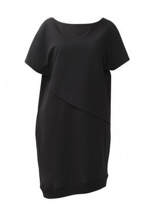 Платье Pavel Yerokin. Цвет: черный