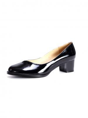Туфли Grand Balex.. Цвет: черный