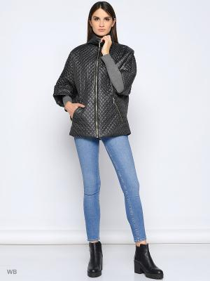 Куртка Colambetta. Цвет: черный, белый
