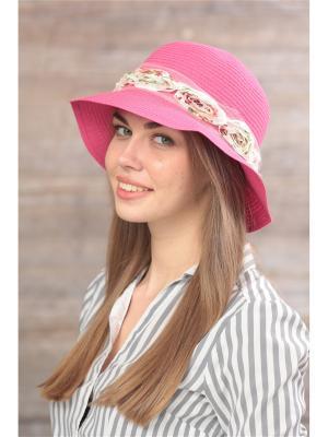 Шляпа Krife. Цвет: фуксия