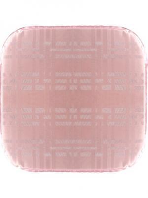Подушка на табурет Silk, 34х34х2 см DEKORTEX. Цвет: розовый