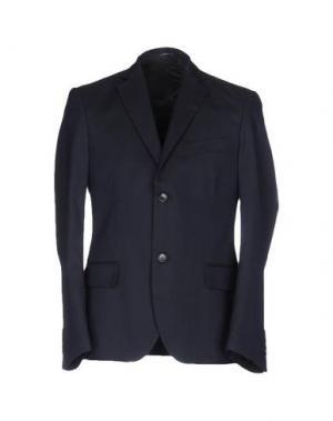 Пиджак HARRY & SONS. Цвет: темно-синий