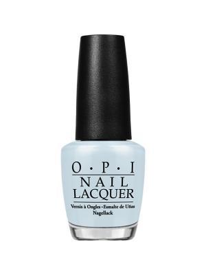 Opi Лак для ногтей Its a Boy!, 15 мл. Цвет: голубой