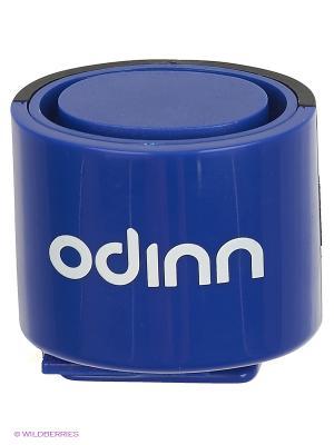 Электронный звонок для велосипеда Odinn. Цвет: черный