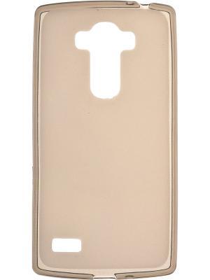 LG G4S silicone Mercury. Цвет: коричневый