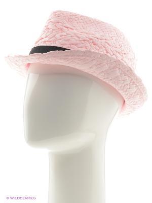 Шляпа Canoe. Цвет: бледно-розовый