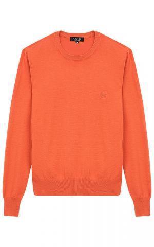 Оранжевый джемпер Al Franco