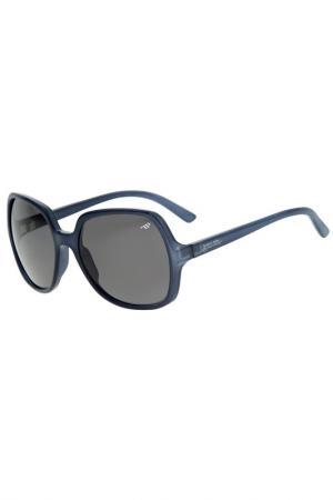 Солнцезащитные очки Red Bull. Цвет: синий