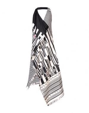 Длинное платье ETRO. Цвет: черный