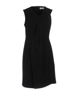 Короткое платье CORTE dei GONZAGA. Цвет: черный