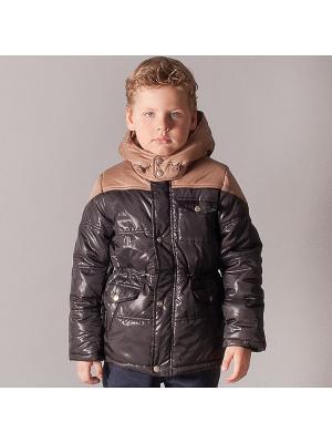 Куртка Comusl. Цвет: черный