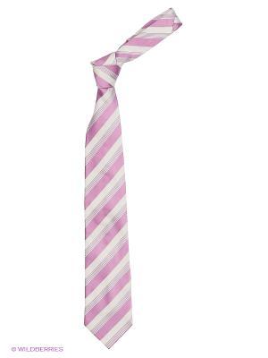 Галстук UNGARO. Цвет: розовый