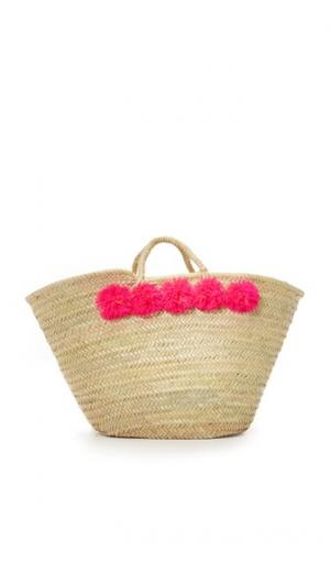 Объемная сумка с короткими ручками Topanga Eliza Gran
