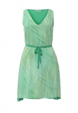 Платье Gas. Цвет: зеленый