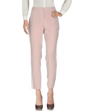 Повседневные брюки MARC CAIN. Цвет: светло-коричневый