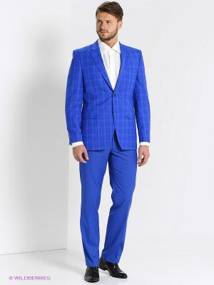 Пиджак Donatto. Цвет: синий