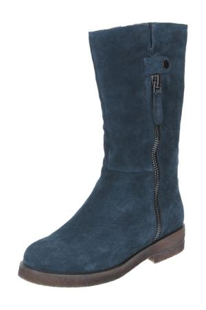 Ботинки Michele. Цвет: синий