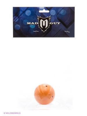 Мяч для смарт-хоккея тренировочный MAD GUY. Цвет: оранжевый