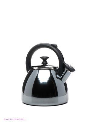 Чайник эмалированный Winner. Цвет: красный