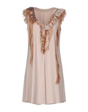 Короткое платье COAST WEBER & AHAUS. Цвет: розовый