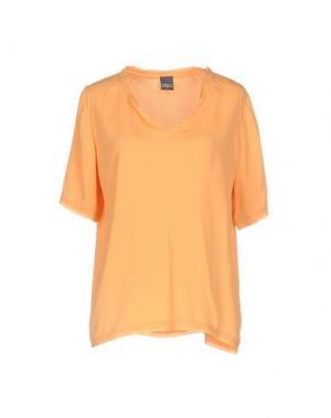Блузка LORENA ANTONIAZZI. Цвет: абрикосовый