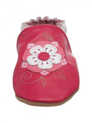 Ботинки MaLeK BaBy. Цвет: малиновый