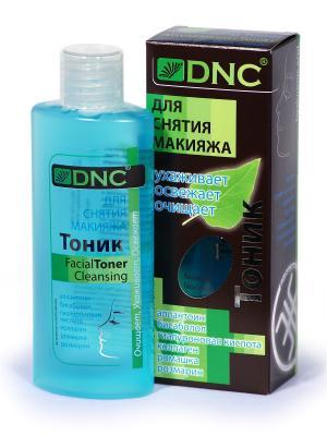 Тоник для снятия макияжа, 150 мл DNC. Цвет: голубой, прозрачный