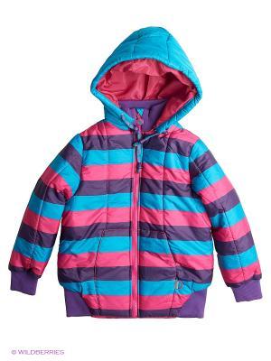 Куртка PELICAN. Цвет: морская волна
