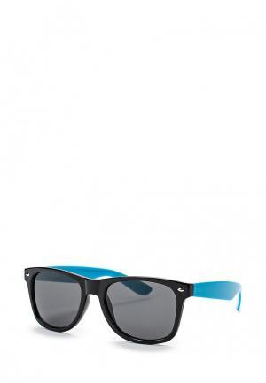 Очки солнцезащитные d-Struct. Цвет: голубой