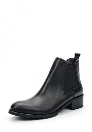 Ботинки GARRO. Цвет: черный