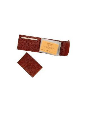 Визитница Dr. Koffer. Цвет: светло-коричневый