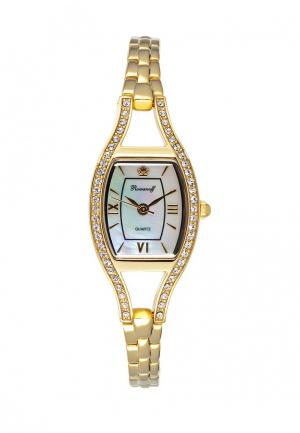 Часы Romanoff. Цвет: золотой