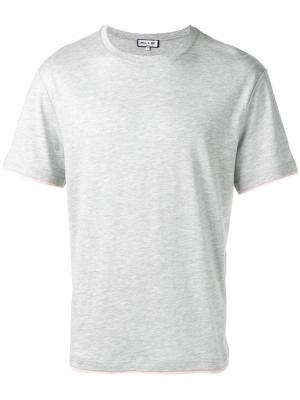 Базовая футболка Paul & Joe. Цвет: серый