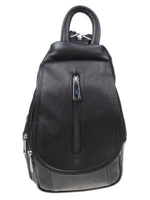 Рюкзак Migura. Цвет: черный