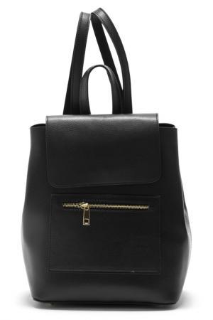 Backpack ROBERTA M. Цвет: black