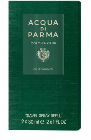 Сменный блок Colonia Club Acqua di Parma. Цвет: бесцветный
