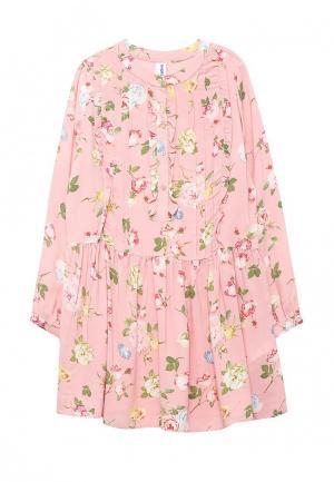 Платье Overmoon by Acoola. Цвет: розовый